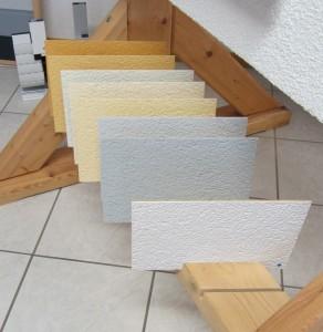 Auswahl der Fassadenfarben