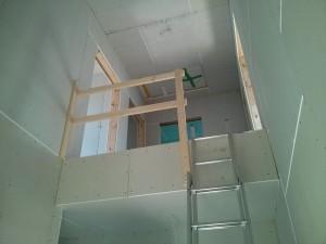 Mietminderung treppenhaus nicht fertig